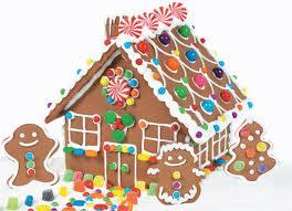 Receta de navidad casita de jengibre de buena mesa - Casa de jengibre ikea ...