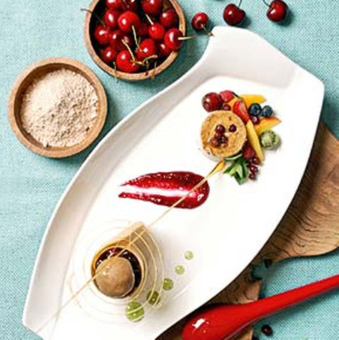 Recetas de buena mesa p gina 19 for Decoracion de platos gourmet pdf
