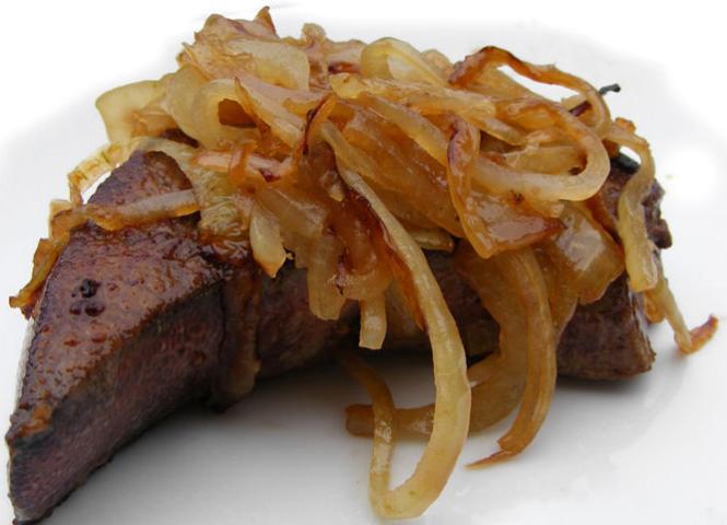 Receta pate de h gado con nueces de buena mesa for Cocinar higado
