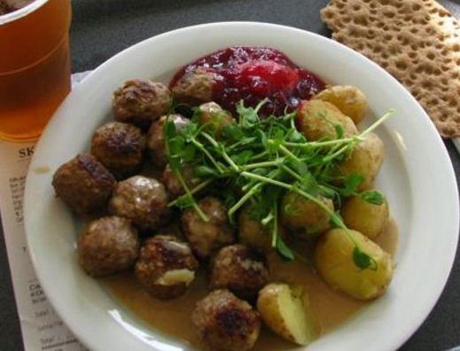 Alb ndigas de carne de buena mesa - Acompanamiento para albondigas ...
