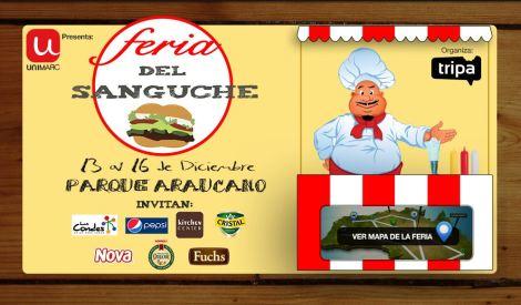 Feria del Sanguche 2013 De Buena Mesa