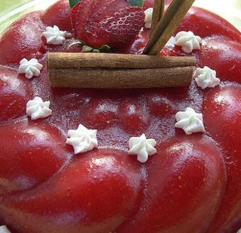 Gelatina de Fresas De Buena Mesa
