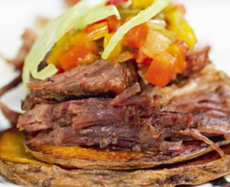 Tapa de Carne a la Olla De Buena Mesa